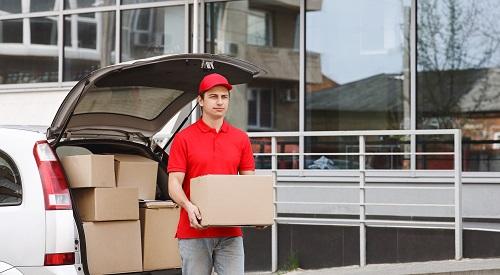 service de livraison taxi colis